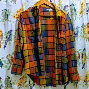 Madewell Emmy Flannel Sunday Shirt